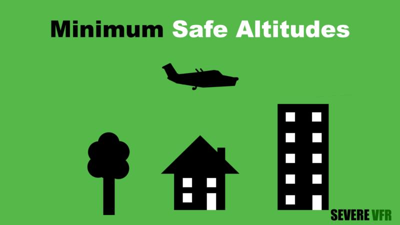 aircraft minimum safe altitude title card